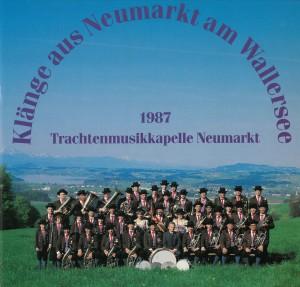 LP_Klaenge_aus_Neumarkt_am_Wallersee_Vorderseite, Aufnahmen, Klänge aus Neumarkt am Wallersee, 1987, Neumarkt am Wallersee, LP