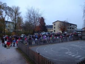 2018-11-09 Martinsfest Kindergarten Neumarkt 2018